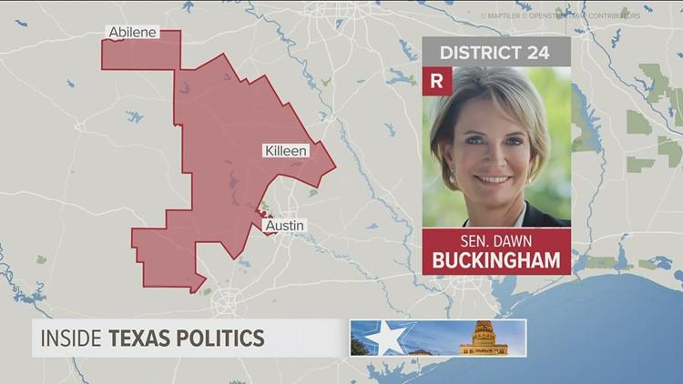 'Defend the land we walk on': Austin-area state senator running for Texas Land Commissioner
