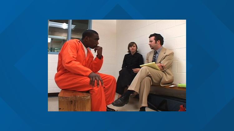Ryan Matthews in prison