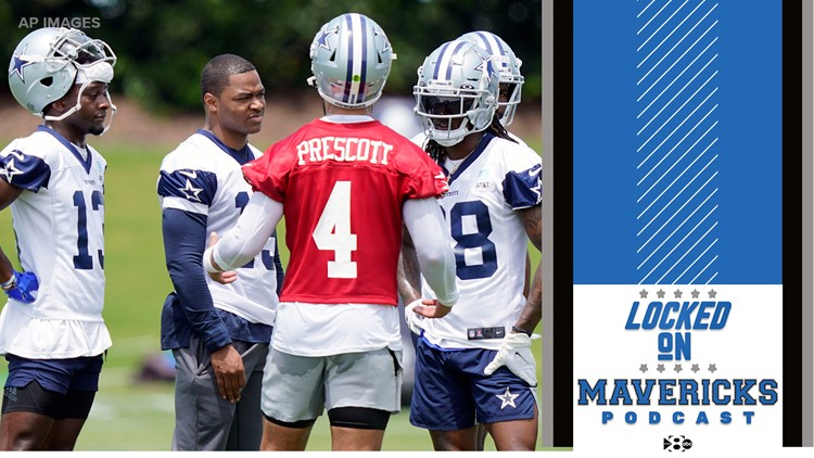 Locked On Cowboys training camp preview: Wide receivers