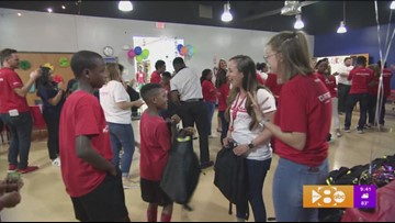 Toyota Helps Build Strong Communities