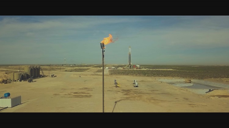 Verify: Texas oil is the new gold rush