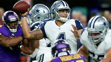 Keys for Cowboys to send a message to NFC with win over Vikings