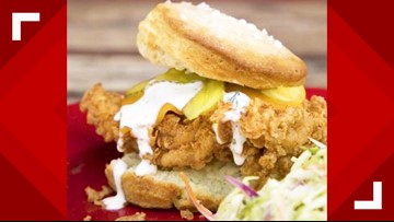 Fort Worth biscuit pop-up shop is about to get a permanent location