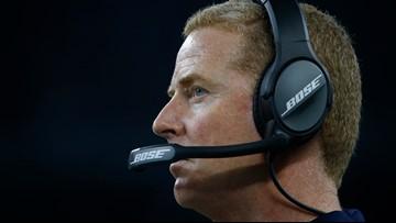 Cowboys confirm Jason Garrett is out