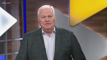 Dale Hansen Unplugged: 'This is my Veterans Day message'
