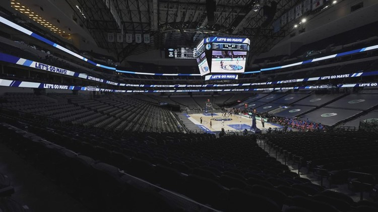 Mavericks will require vaccine or proof of negative COVID-19 test for fans at AAC