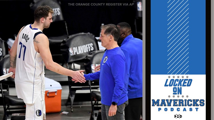 What the league is saying about Mark Cuban and Dallas | Locked On Mavericks