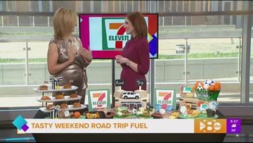 Tasty weekend road trip fuel from 7-Eleven