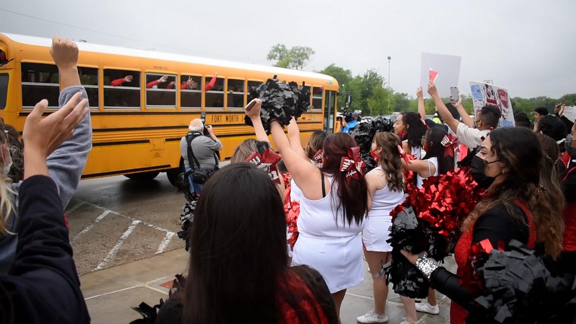 Fort Worth high school boys soccer team seeks historic championship