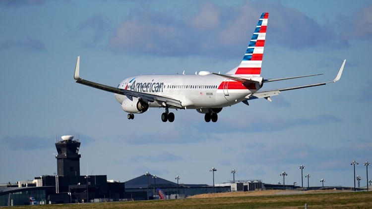 Fort Worth-based American Airlines reports a record loss of $8.9 billion in 2020