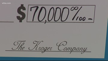Kroger makes large donation to urban farm in South Dallas