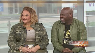 David and Tamela Mann share how to make a love last