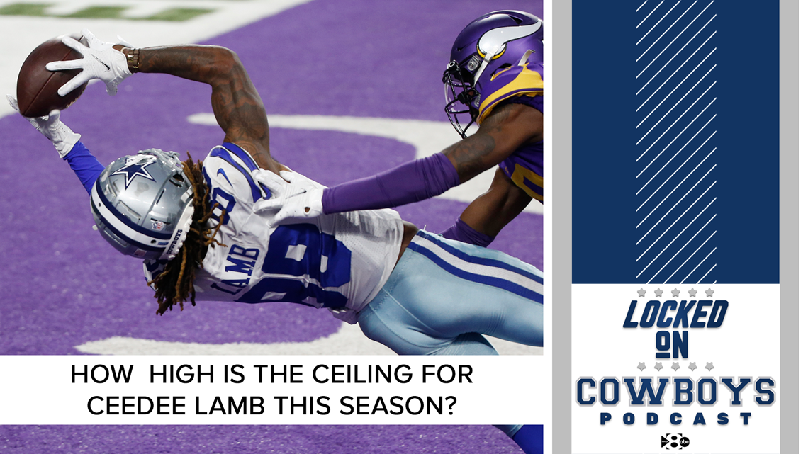 How good will CeeDee Lamb be for the Cowboys this season?   Locked On Cowboys