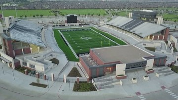 New Children's Health Stadium in Prosper