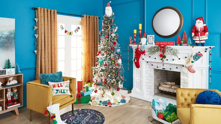 At Home Holiday Makeover
