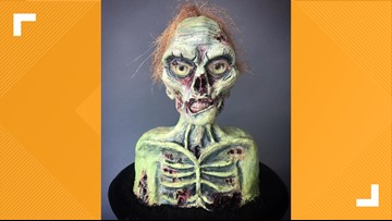 Edible works of art: Hive Bakery in Flower Mound competes on Food Network's 'Halloween Wars'