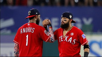 First half from Rangers offers hope for interesting baseball