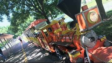 Forest Park Mini Train has gone a long way in 60 years