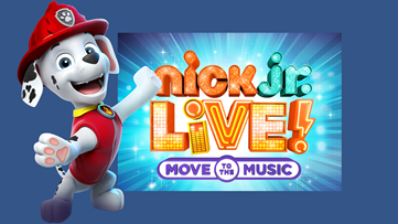 Find out what Nick Jr. Character are you and enter to win tickets to the Dallas show!