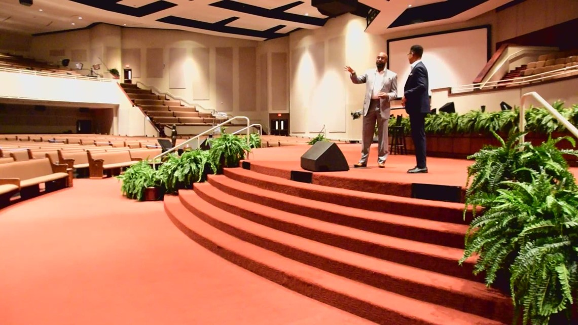 TGI Texas: How different congregations are handling the return to in-person services