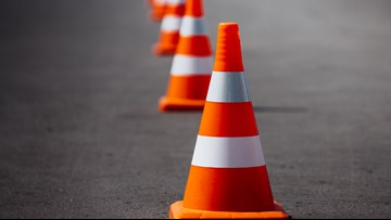 Westbound I-30 at Carroll Avenue reopened after emergency pothole repairs