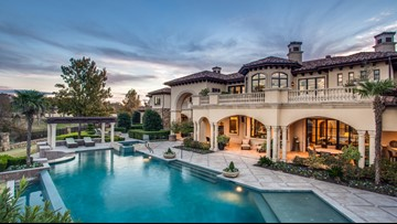 Baseball All-Star Vernon Wells' mansion in Westlake sets Tarrant County record