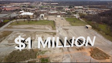 Why is a school district leasing a million-dollar property for $50 a month?