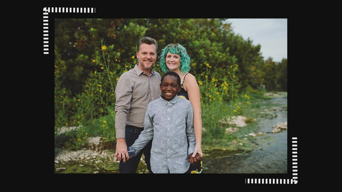 After more than 7 years in foster care, 12-year-old Wednesday Child KJ is now adopted