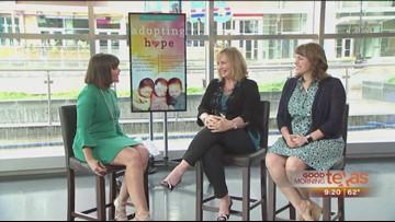 "Meet ""Adopting Hope"" author Lorri Antosz Benson and her birth daughter Katherine Knight"