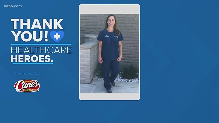 Healthcare Heroes: Kelli B