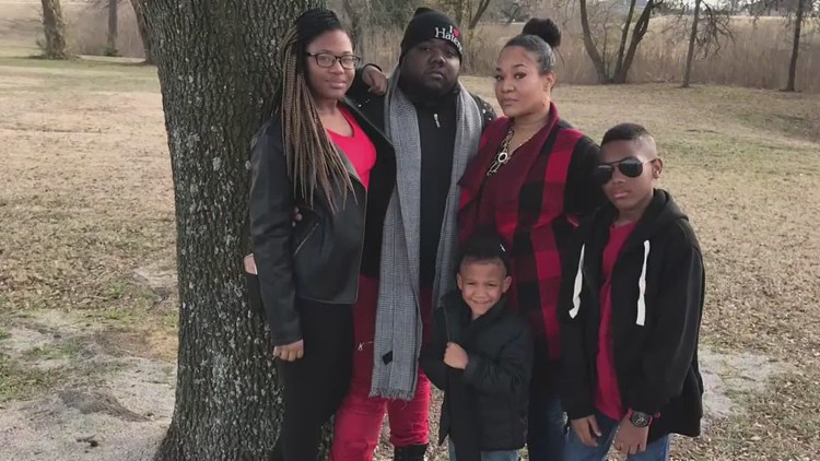Cedar Hill Grammy award winner's greatest honor is getting to be called dad
