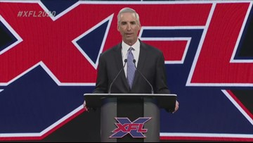 The XFL is coming to Globe Life Park