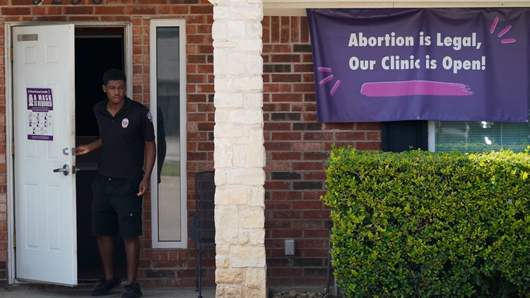 Meet the two 'yahoos' suing over Texas' new abortion law
