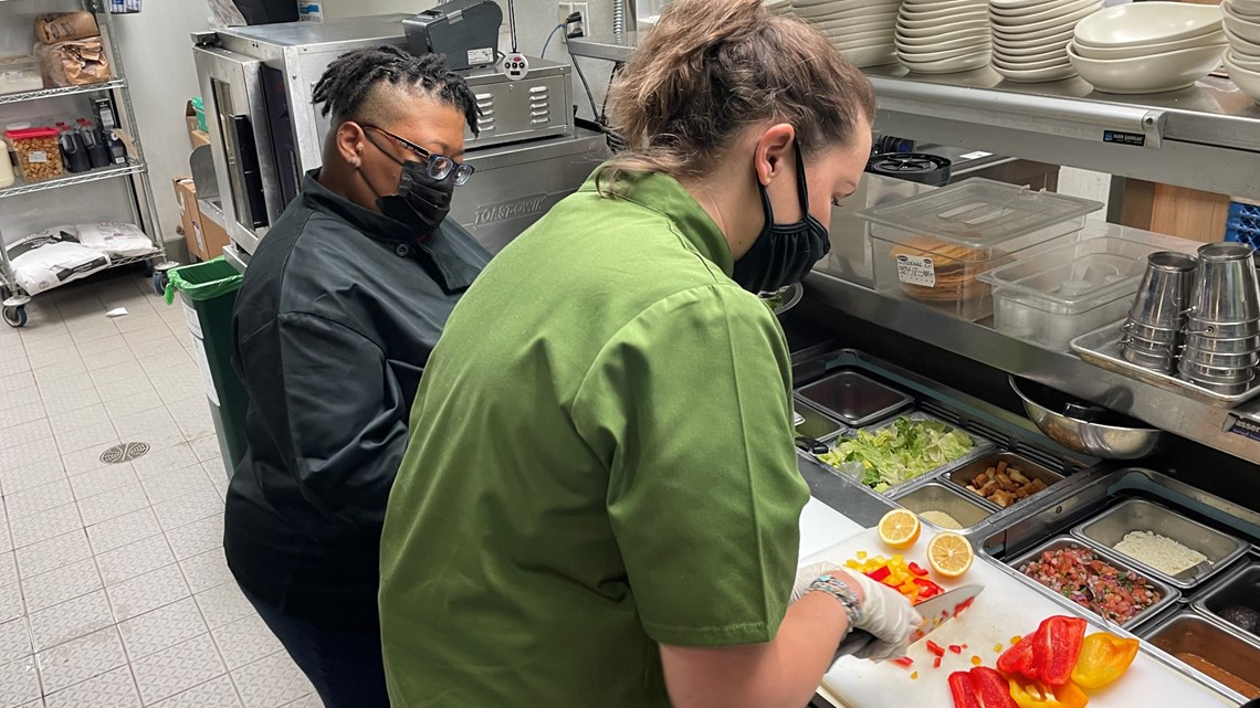 DFW Airport contributed more than 32,000 tons of waste to landfills every year. Now it's turning passengers' food into fertilizer to help bring change