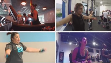 Wellness Wednesday: Fitter together results