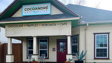 CocoAndré Chocolatier: Bringing chocolate and heritage together