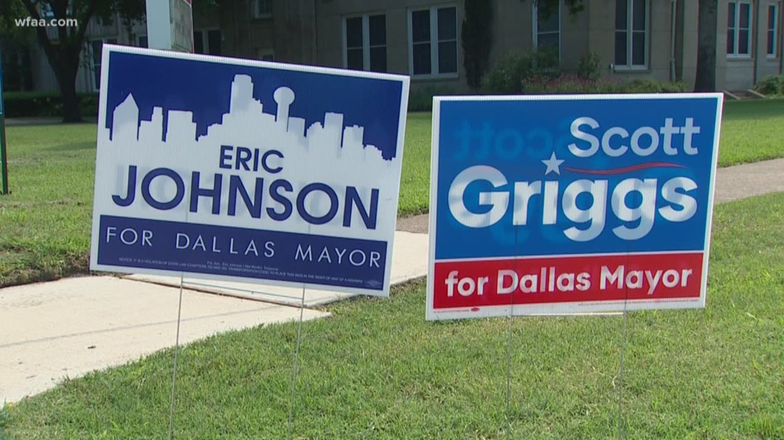 Dallas County runoff election results: Dallas mayor, other elections