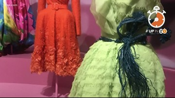 Up in 60: Strut down to Dior: From Paris to the World at Dallas Museum of Art