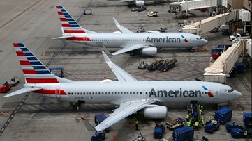 Hundreds of American, Southwest airlines employees test positive for COVID-19