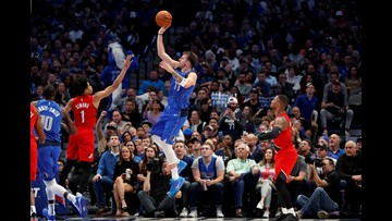 Luka and the Mavs look to bounce back in Portland