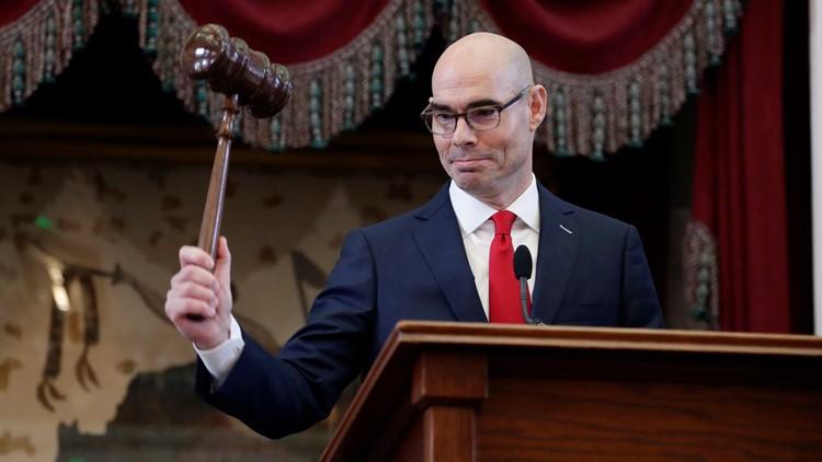 Texas Democrats sue over Michael Quinn Sullivan and House Speaker Dennis Bonnen meeting
