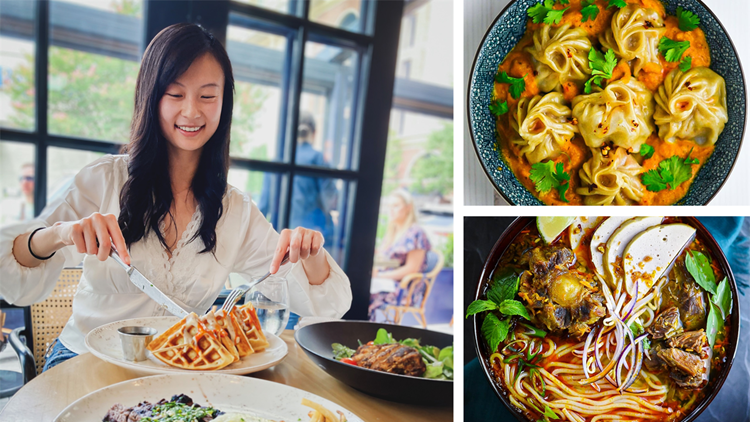 Dallas foodie uses popular Instagram account, love of cooking to share more about Asian cuisine