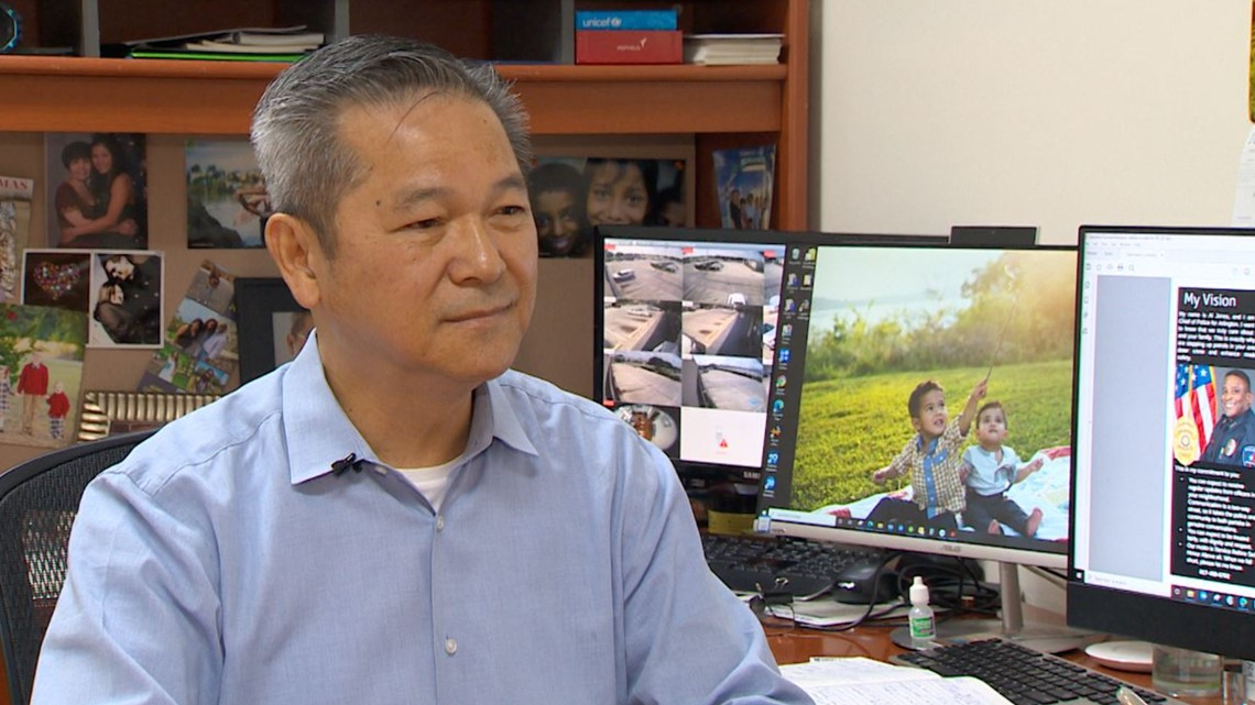 Business owner sees Arlington police efforts to improve relationships with Asian American communities