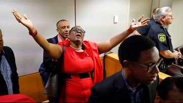 Activists call Amber Guyger's murder conviction a victory for many families