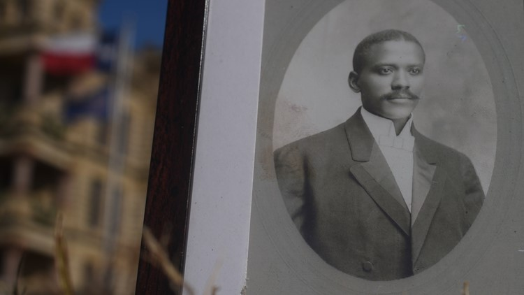 History of Denton's first Black doctor sheds light on pandemic problems
