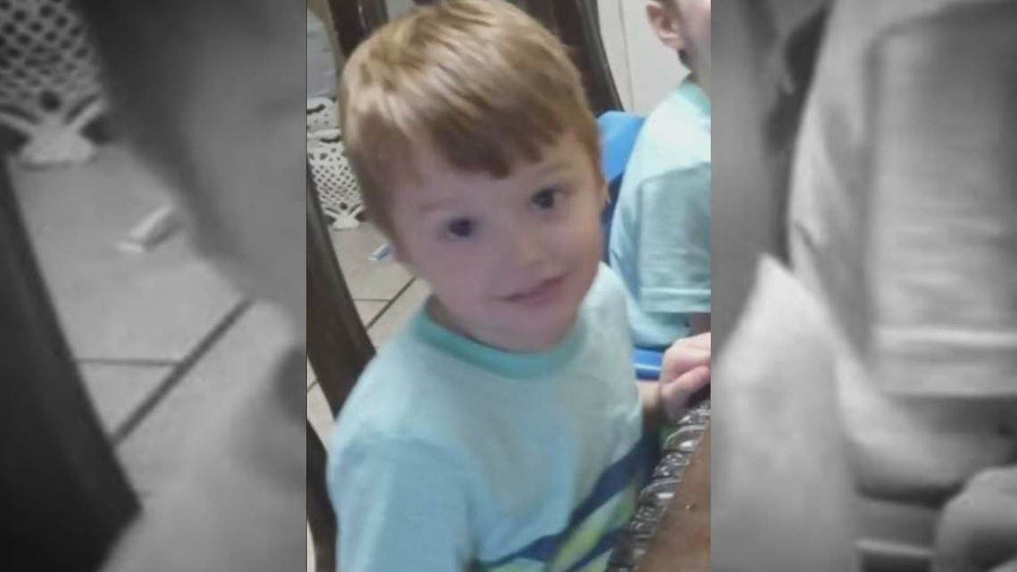 Police documents: Cash Gernon's blood found on murder suspect's hoodie, shoes and sunglasses