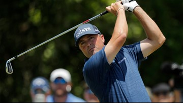 Adopted children receive 'Bright' smiles thanks to PGA Tour golfer Ryan Palmer and his foundation