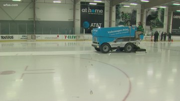In case of emergency: The path from 'Average Joe' Zamboni driver to NHL goalie