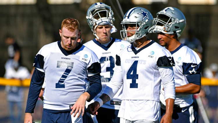 Where the Cowboys stand after setting the initial 53-man roster