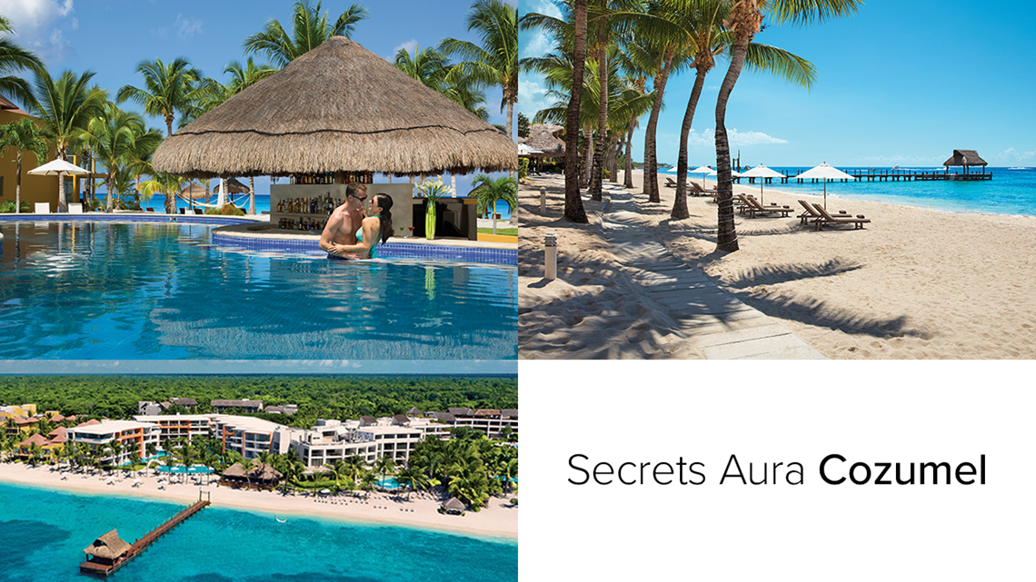 Enter to win an trip to Cozumel